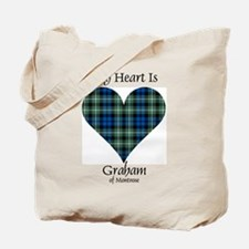 Heart - Graham of Montrose Tote Bag