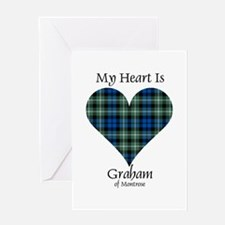 Heart - Graham of Montrose Greeting Card
