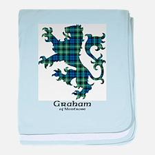 Lion - Graham of Montrose baby blanket