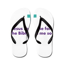 Jesus Loves Flip Flops