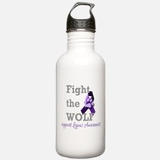 Fight the Wolf Water Bottle