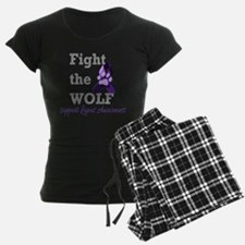 Fight the Wolf Pajamas
