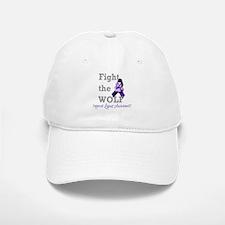 Fight the Wolf Baseball Baseball Cap