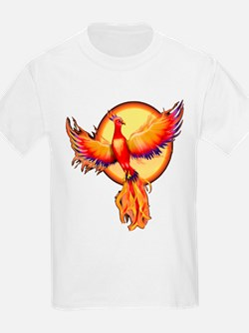 phoenixflamesTransparentSun2 T-Shirt