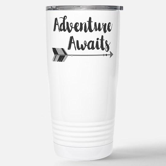 Adventure Awaits Mugs