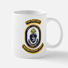 US - NAVY - USS Arctic (AOE 8) Mug