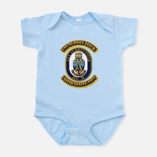 US - NAVY - USS Aubrey Fitch (FFG 34) Infant Bodys