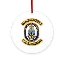 US - NAVY - USS Aubrey Fitch (FFG 34) Ornament (Ro