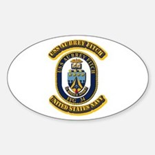 US - NAVY - USS Aubrey Fitch (FFG 34) Decal