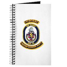 US - NAVY - USS Barry (DDG 52) Journal