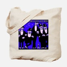 The Gang's All Here Tote Bag