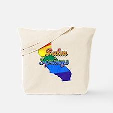 Palm Springs, California. Gay Pride Tote Bag