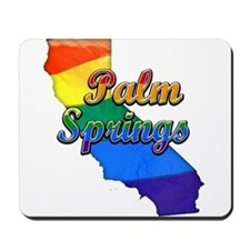Palm Springs, California. Gay Pride Mousepad