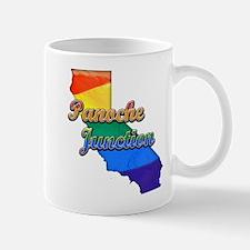 Panoche Junction, California. Gay Pride Mug