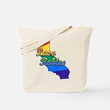 Paso Robles, California. Gay Pride Tote Bag