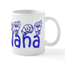 Nana-blue Mug