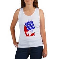 Firecrackers WPA Poster Women's Tank Top