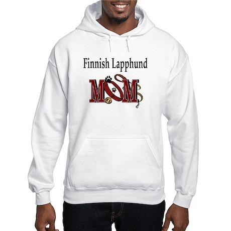Finnish Lapphund Mom Hooded Sweatshirt