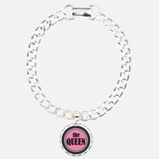 The Queen Charm Bracelet, One Charm