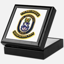 US - NAVY - USS Brunswick (ATS-3) Keepsake Box