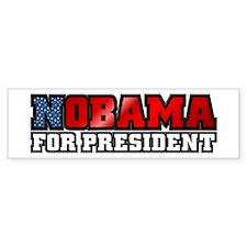 Cute Barack star Bumper Sticker