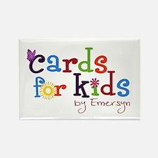 Cards for Kids- Rectangle Magnet