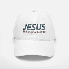 Jesus The original blogger Baseball Baseball Cap