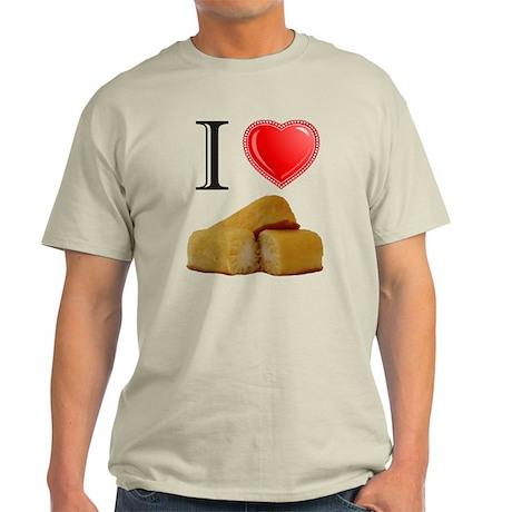 I Love Twinkies T-Shirt