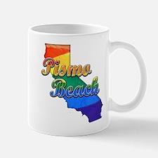 Pismo Beach, California. Gay Pride Mug