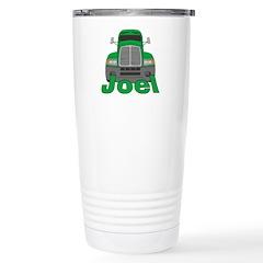 Trucker Joel Travel Mug