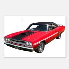1970 Plymouth GTX Postcards (Package of 8)