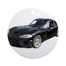 1999 Dodge Viper GTS ACR Ornament (Round)