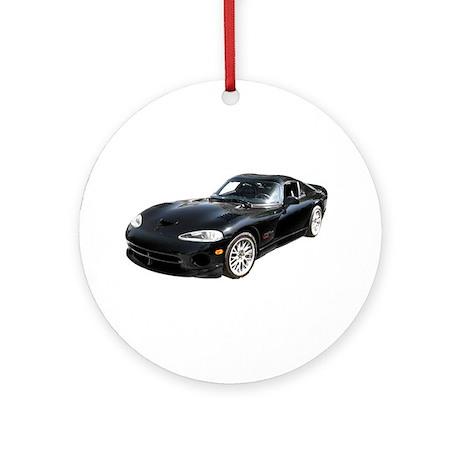 1999 Dodge Viper GTS ACR Ornament (Round)