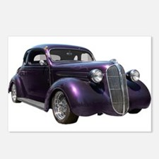 1937 Plymouth P3 Business Cou Postcards (Package o