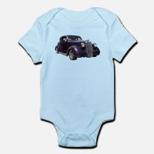1937 Plymouth P3 Business Cou Infant Bodysuit