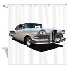 1958 Ford Edsel Shower Curtain