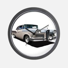 1958 Ford Edsel Wall Clock