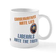 Conservative vs Liberal Mug