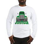 Trucker Joshua Long Sleeve T-Shirt