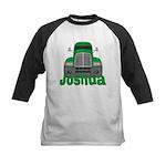 Trucker Joshua Kids Baseball Jersey