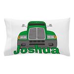 Trucker Joshua Pillow Case