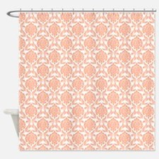 Damask Shower Curtains