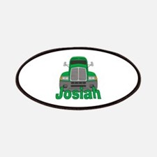 Trucker Josiah Patches