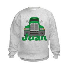 Trucker Juan Sweatshirt