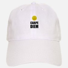 Carpe Diem Pickleball Baseball Hat