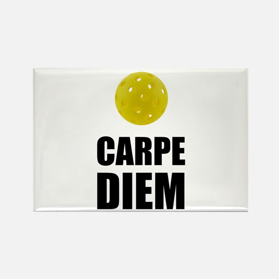 Carpe Diem Pickleball Magnets