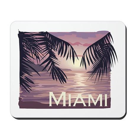 Miami Beach Mousepad