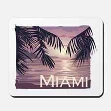 Miami Beach Mousepad