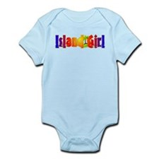 Island Girl Infant Bodysuit