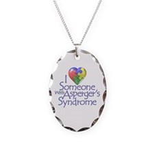 Asperger's Syndrome Necklace